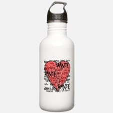 Funky Dance by DanceShirts.com Water Bottle