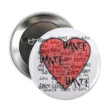 "Funky Dance by DanceShirts.com 2.25"" Button"