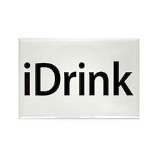 iDrink Rectangle Magnet (10 pack)