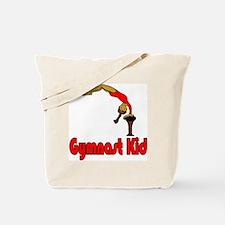 Gymnast Kid Olivia Tote Bag