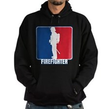 Major League Firefighter Hoodie