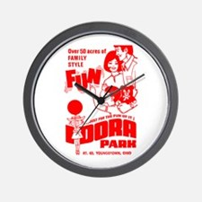 Idora FUN! Wall Clock