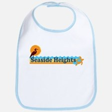 Seaside Heights NJ - Beach Design Bib