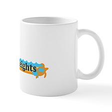 Seaside Heights NJ - Beach Design Mug