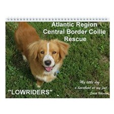 """""""Lowriders"""" Adopted Wall Calendar"""
