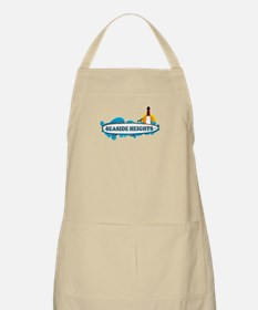 Seaside Heights NJ - Surf Design Apron