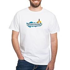 Seaside Heights NJ - Surf Design Shirt