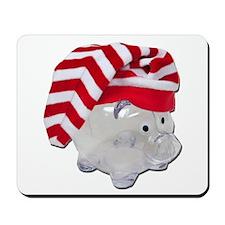 Santa Helper Fund Mousepad