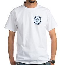 Seaside Heights NJ - Sand Dollar Design Shirt