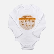 Tough Cookie Long Sleeve Infant Bodysuit
