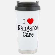 I Love Kangaroo Care Travel Mug