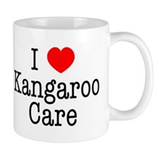 I Love Kangaroo Care Mug