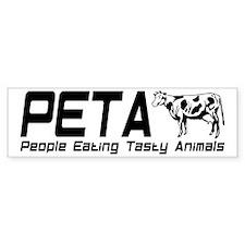 PETA Bumper Sticker