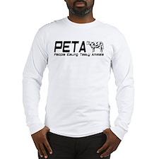PETA Long Sleeve T-Shirt