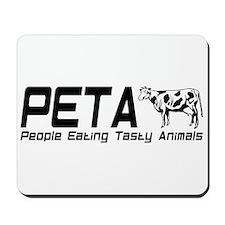PETA Mousepad