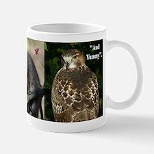 Hungry Hawks Mug