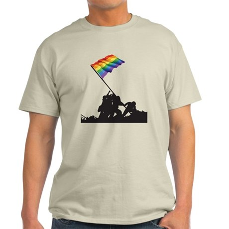 Iwo Jima Pride Light T-Shirt