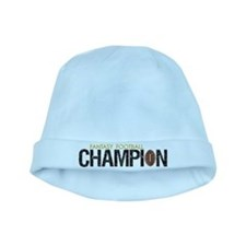 Fantasy Football League Champ baby hat