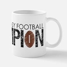 Fantasy Football Champ '10 Mug