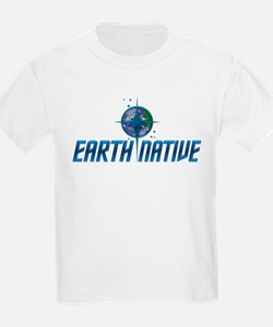 Earth Native, Fed Style T-Shirt