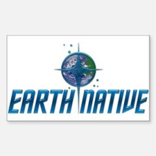 Earth Native, Fed Style Decal