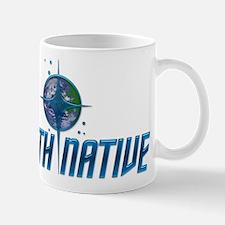 Earth Native, Fed Style Mug