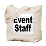 Event Staff Tote Bag