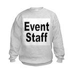 Event Staff Kids Sweatshirt