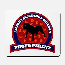 Alapaha Blue Blood Bulldog Mousepad
