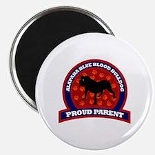 Alapaha Blue Blood Bulldog Magnet
