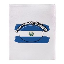 EL SALVADOR Throw Blanket
