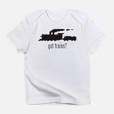 Trains Infant T-Shirt
