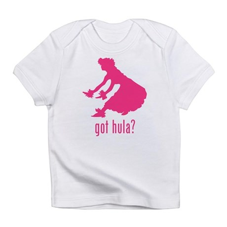 Hula Dancer 2 Infant T-Shirt