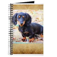 Puppy Love Doxie Journal
