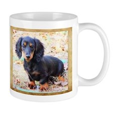 Puppy Love Doxie Mug