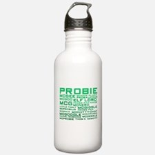 Cute Mcgee Water Bottle