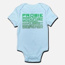 Unique Mcgee Infant Bodysuit