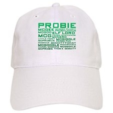 Cute Mcgee Baseball Cap