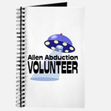 Alien Abductin Volunteer Journal