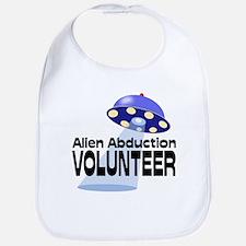 Alien Abductin Volunteer Bib