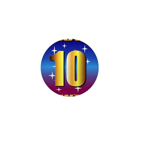 dancing w/stars Mini Button (100 pack)