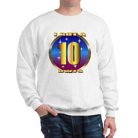dancing w/stars Sweatshirt