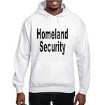 Homeland Security (Front) Hooded Sweatshirt