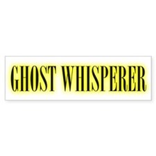 Cute Ghostwhisperertv Bumper Sticker