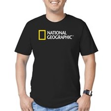 National Geographic Men's Fitted T-Shirt (dark)