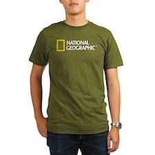 National Geographic Organic Men's T-Shirt (dark)