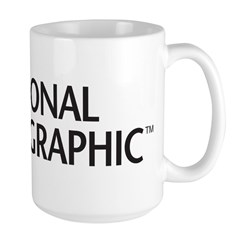 National Geographic Large Mug