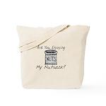 Nutsack Tote Bag