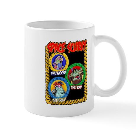 Space Scurvy Mug