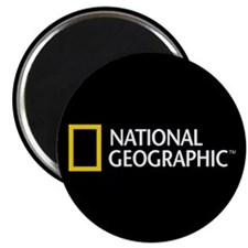 National Geographic Magnet